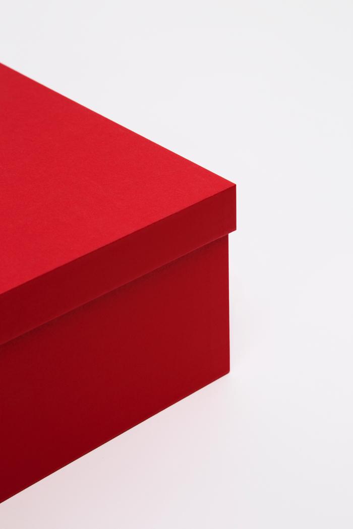 Tipologia scatole: Angolo a 90