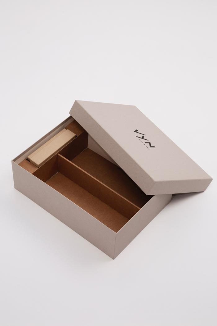 Tipologia scatole: Alloggi personalizzati