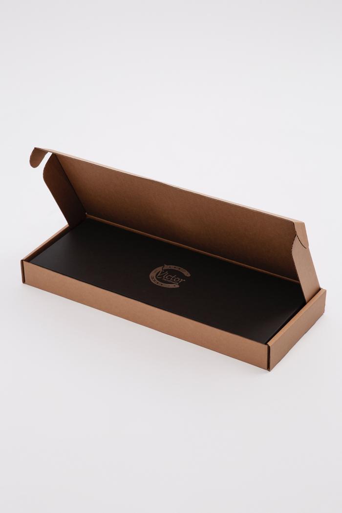 Tipologia scatole: Fustella abbattibile