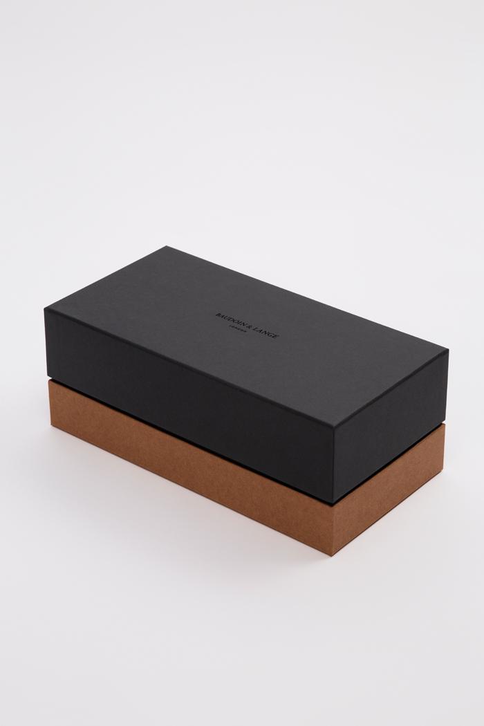 Tipologia scatole: Tre pezzi